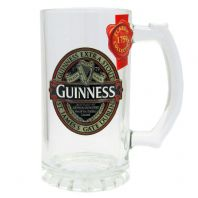 Guinness Limited Edition Glass Tankard 1759 Ruby Red Classics Collection 5604